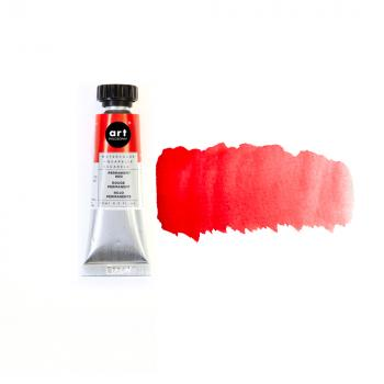 Art Philosophy Watercolor Tube - PERMANENT RED