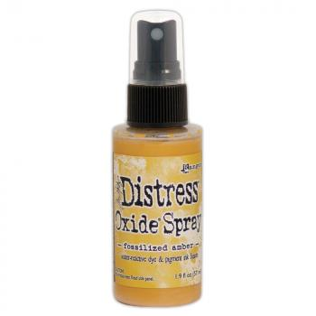 Tim Holtz Distress® Oxide® Spray - Fossilized Amber