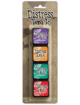 Tim Holtz Mini Distress Stempelkissen - Set No. 15