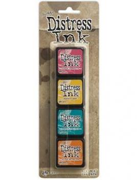 Tim Holtz Mini Distress Stempelkissen - Set No. 1