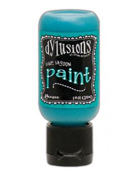 Dylusions Paint BLUE LAGOON