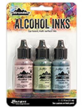Tim Holtz Alcohol Ink Kit# Countryside