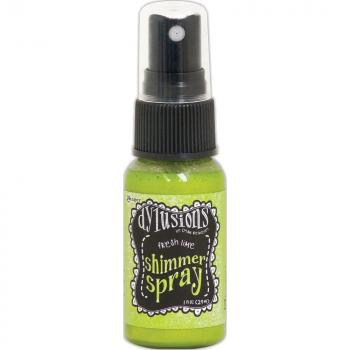 Dylusions Shimmer Spray - Fresh Lime
