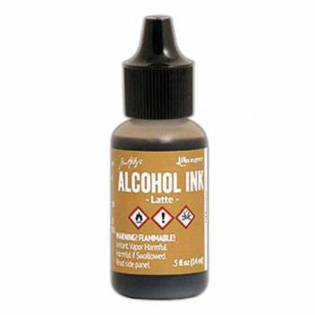 Tim Holtz Alcohol Ink - LATTE