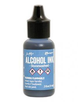 Tim Holtz Alcohol Ink - Stonewashed