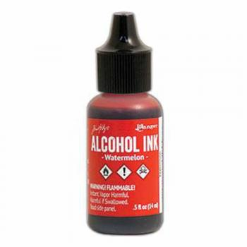 ✸Tim Holtz Alcohol Ink Watermelon✸