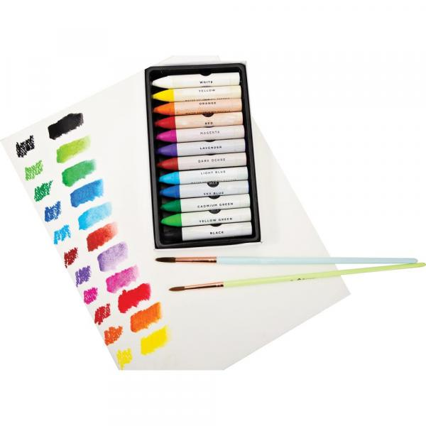❀Prima Marketing Art Philosophy Oil Pastels BASICS❀