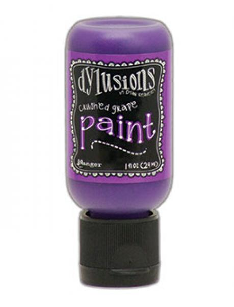 ❀ Dylusions Paint Crushed Grape ❀