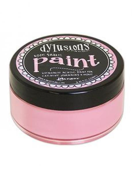 ❀ Dylusions Paint Rose Quartz ❀